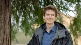 Der Dietiker Sven Wahrenberger interessiert sich für die geschichtlichen Zusammenhänge, die sich bis ins heute auswirken.