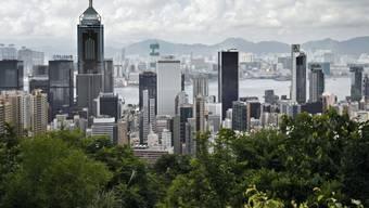 Die Grossbank darf in Hongkong nun während eines Jahres keine Börsengänge mehr federführend begleiten. (Archivbild)