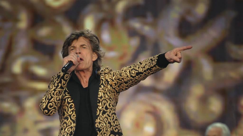 Mick Jagger singt Lockdown-Lied – mit Überraschungsgast Dave Grohl