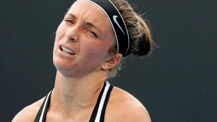 Sara Errani darf erst im Oktober wieder Turniere bestreiten