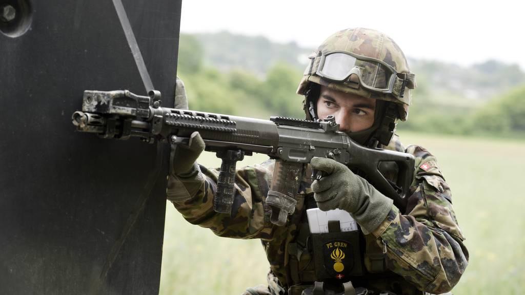 Armeeübung mit hunderten Soldaten im Thurgau und St.Gallen