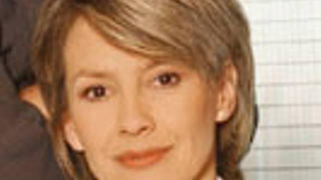 TV-Moderatorin Christine Maier (sf.tv)