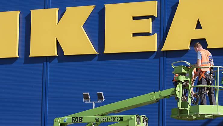 Der Ikea-Konzern übernimmt eine Plattform zur Vermittlung von Arbeitskräften, die den Aufbau von Ikea-Möbeln bei der Kundschaft vornehmen sollen. (Archivbild)