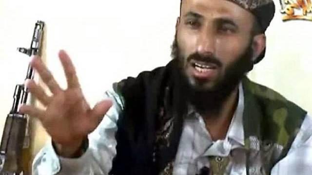 Video mit Mitglieder der Al Kaida in Jemen