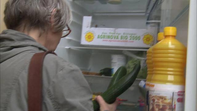 Kühlschrank für Bedürftige