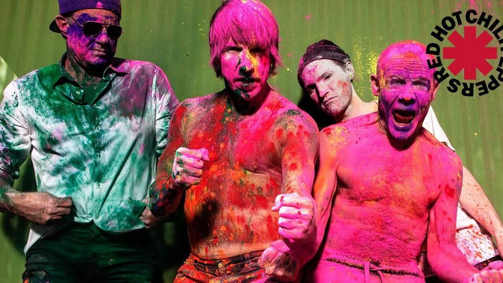 Zusatzkonzert von den Red Hot Chili Peppers