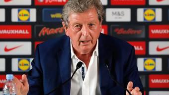 Roy Hodgson will auch in Zukunft als Trainer arbeiten