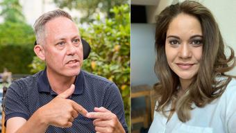 Silvia Meier Jauch und Roger Seger werden zwar weiterhin im Gemeinderat politisieren, jedoch nicht mehr als SP-Mitglieder.