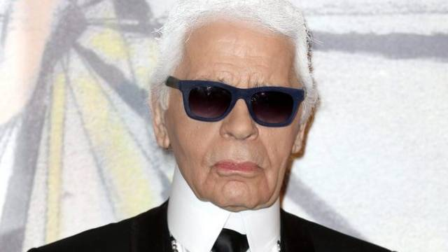 Karl Lagerfeld: Ungefähr 80 und noch lange nicht müde (Archiv)