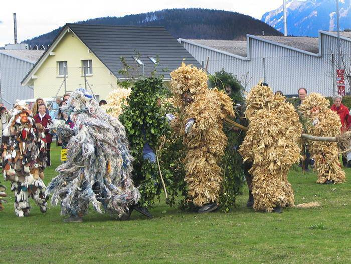 Eierlesefest Oberriet (© zVg)