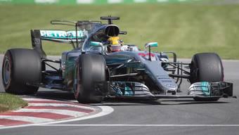 Lewis Hamilton sichert sich in Kanada die 65. Pole-Position.