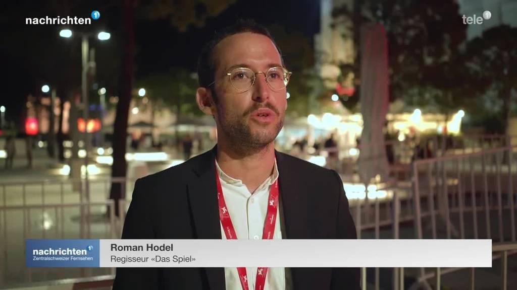 Zentralschweizer Weltpremiere am Filmfestival Venedig