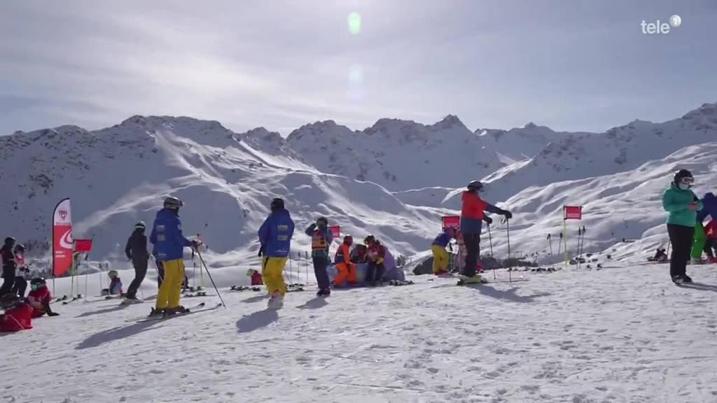 Wie sehen Skiferien während der Corona-Pandemie aus?