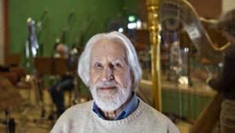 Der gebürtige Berner Komponist Klaus Huber ist am Montag mit 92 Jahren in Perugia gestorben. (Archivbild)