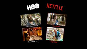 HBO oder Netflix?