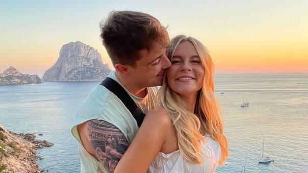 Dagi Bee und ihr Mann Eugen Kazakov erwarten Nachwuchs.