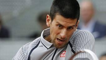 Djokovic ging unter
