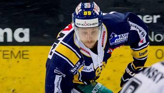 Der Langenthaler Luca Triulzi will sich in den Playoffs steigern.