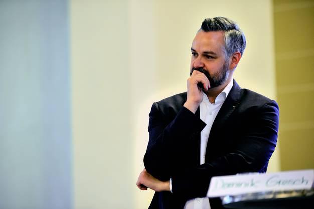 Dominik Gresch Stadtrat Zofingen: «Manche legen einfach eine falsche Anspruchshaltung an den Tag.»