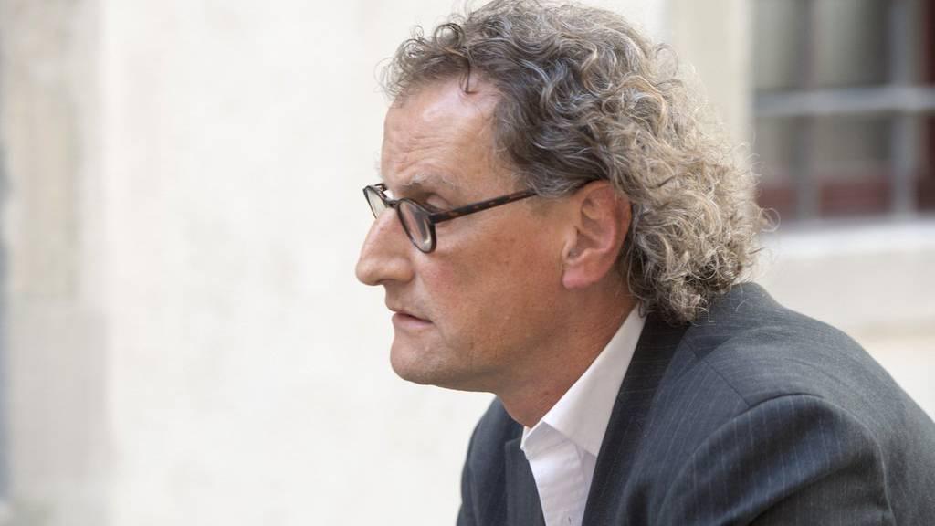 Der Badener Stadtammann Geri Müller kam im Herbst 2014 in die Schlagzeilen wegen seiner Selfie-Affäre.