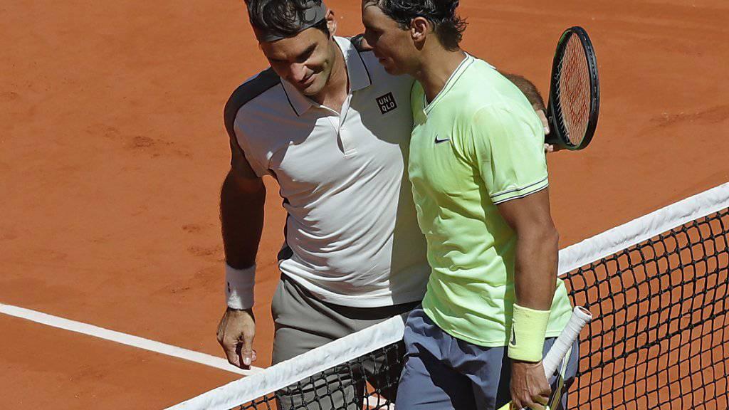 Roger Federer und Rafael Nadal haben im Februar in Kapstadt einen grossen gemeinsamen Auftritt