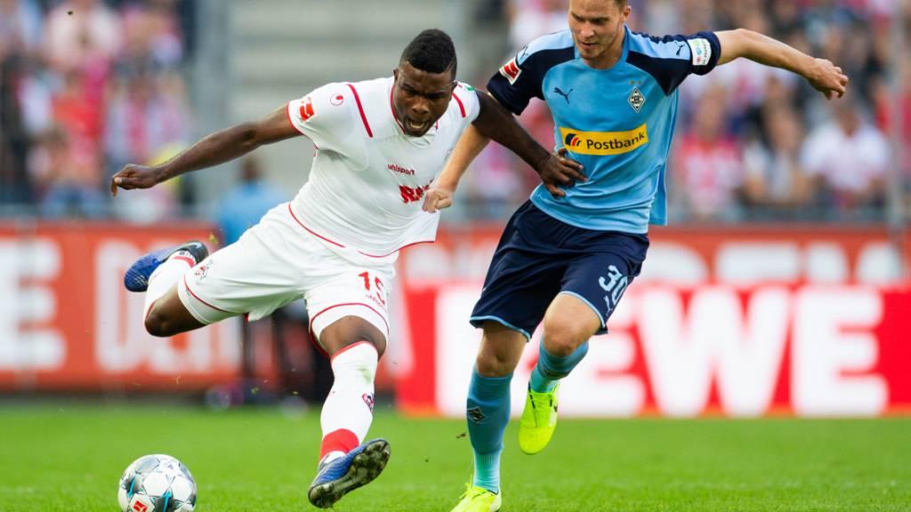 Das Rhein-Derby zwischen Borussia Mönchengladbach un dem 1. FC Köln wird zum Geisterspiel