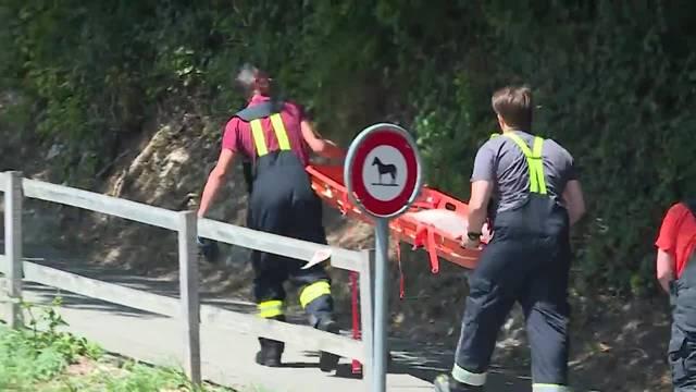 Rentner stirbt bei Unfall in Winznau