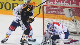 Finalspiel: Lugano - ZSC