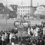 «Der Keenig vo Wange» war das Sujet der Breo-Clique – die Verhältnisse in der Berner Kaserne waren damals schweizweit ein Thema.