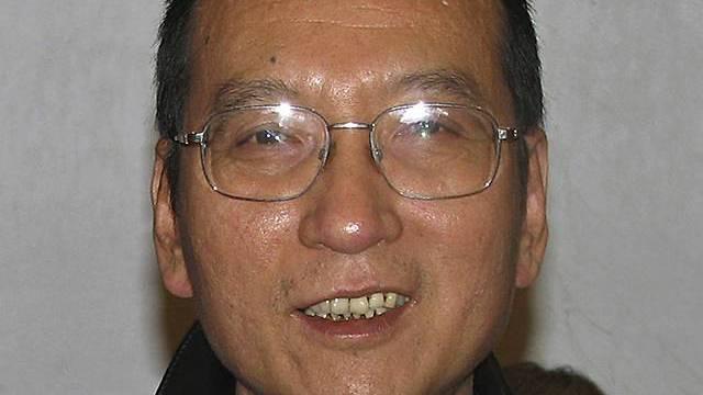 Der chinesische Menschenrechtsaktivist Liu Xiaobo (Archiv)