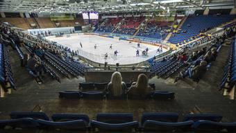 Mit dem Superfinal in der Klotener Kolping Arena will Swiss Unihockey den heimischen Markt weiter erschliessen.