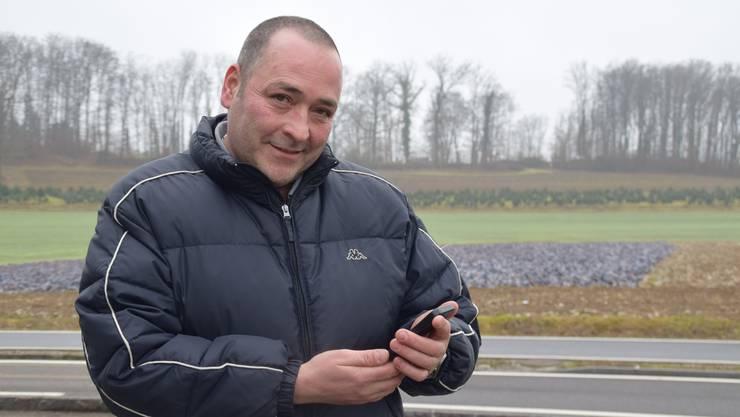 Andreas del Popolo veröffentlichte auf Facebook einen Spendenaufruf und wird mit vielen positiven Rückmeldungen überhäuft.