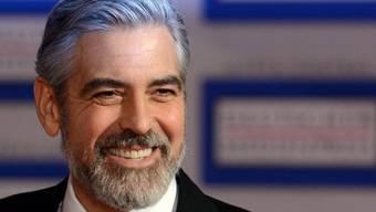 Clooney versetzte ein deutsches Städtchen in Aufregung (Archiv)