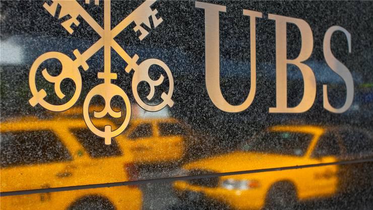 Gerät nun auch noch unter Druck in den USA: Die Schweizer Grossbank UBS.