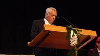 Verwaltungsratspräsident Heinrich Forster zeigte sich sehr zufrieden mit dem vergangenen Jahr.