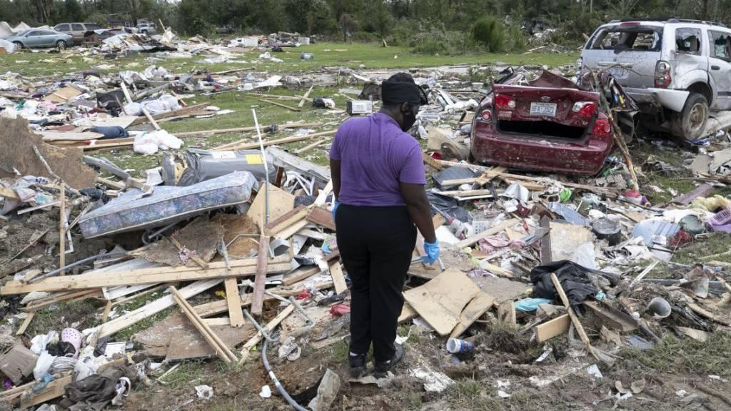 Swiss Re schätzt Katastrophenschäden auf 75 Milliarden Dollar