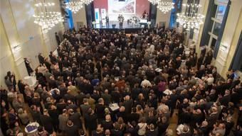 Neujahrsapéro des Aargauer Gewerbeverband