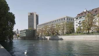 Sanierung Zürcher Amtshaus Walche