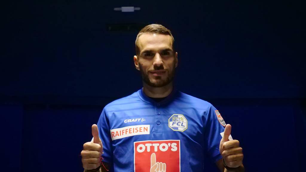 Dejan Sorgic wechselt zum FC Luzern zurück