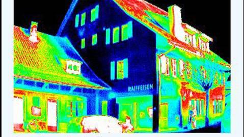 Hauseigentümern und Verwaltungen in Wohlen und Umgebung bietet die IBW Energie AG im kommenden Februar die Gelegenheit, ihre Liegenschaften auf Wärmelecks prüfen zu lassen.