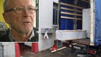 Ein Aargauer Kantonsbeamter vergab einen Möbelauftrag an die Frau seines kroatischen Cousins. Jetzt will SVP-Grossrat Wolfgang Schibler wissen, ob die Untersuchung auch auf andere Bereiche ausgeweitet wird.