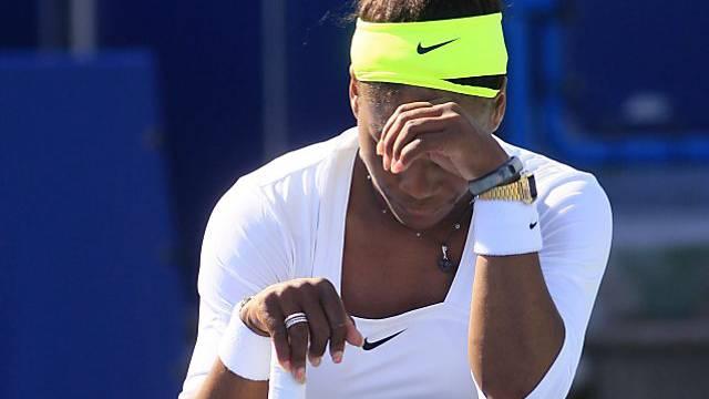 Wurde wieder einmal bezwungen: Serena Williams