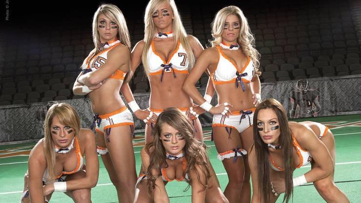 Diese sechs Spielerinnen kämpfen gegen die Tierquälerei.