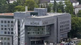 Sitz der Börse in Zürich (Archiv)