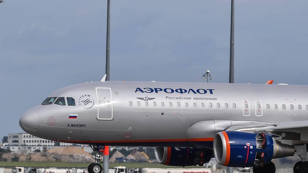 Deutsch-russischer Streit im Flugverkehr - Maschinen fliegen wieder