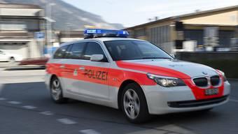 Die Stadtpolizei Chur musste am Freitag eine Mutter aus deren eigenen Badezimmer befreien. Ihre Kinder hatten sie versehentlich eingesperrt. (Symbolbild)