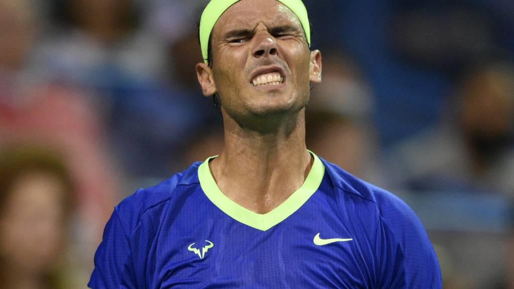 Nadal in Toronto und Cincinnati nicht am Start