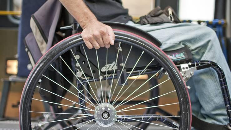 Laut Achim Bader braucht es noch in vielen Bereichen einen grossen Schritt, wenn es um die Gleichstellung von Menschen mit Behinderung geht. (Symbolbild)