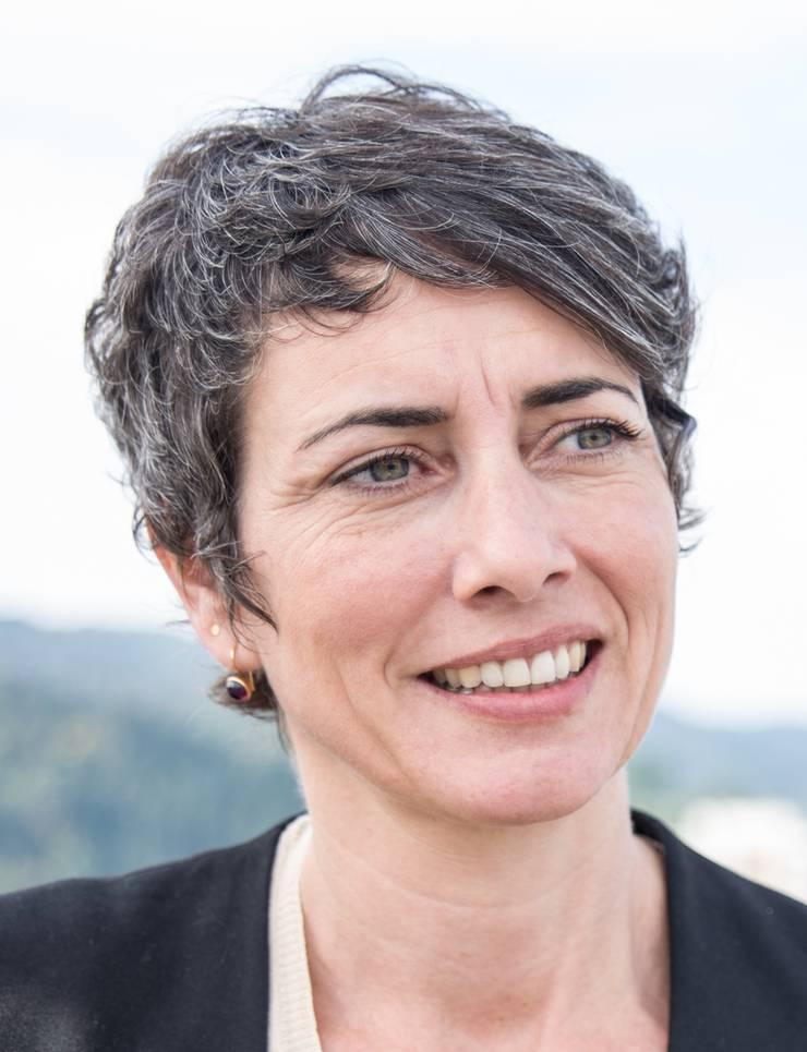 Jasmina Ritz, Geschäftsführerin der Limmatstadt AG