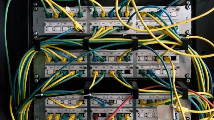 Die Informatik-Infrastruktur der Stadt Brugg ist veraltet (Symbolbild).